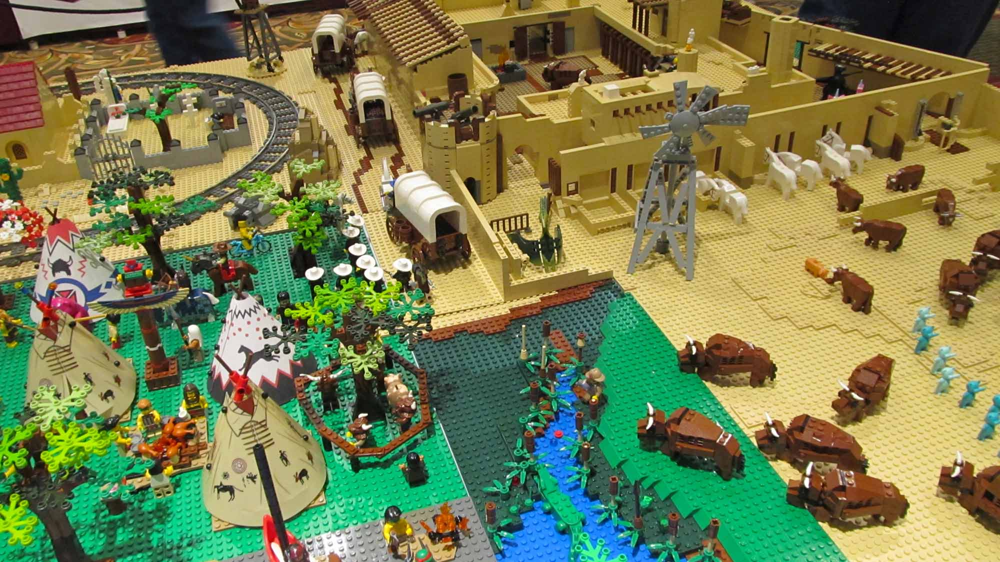 How To Build A Lego Army Fort