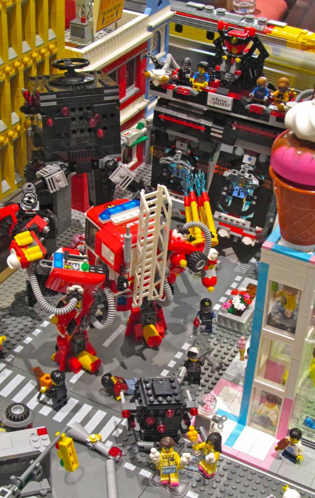 LEGO Movie Action by Imagine